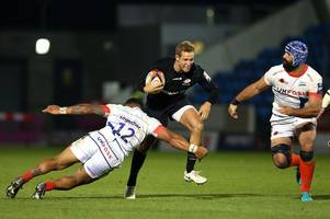 Bristol Bears set to beat Exeter Chiefs to rising star of English rugby - reports