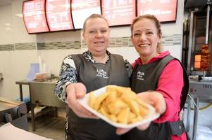 'the best part is the customers' – popular stoke-on-trent chip shop gets first makeover since england won the world cup