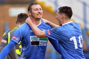 Sports Awards: Striker leading the charge on goal trail for Leek Town