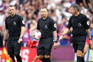 premier league referee handed west brom game and preston fans fume