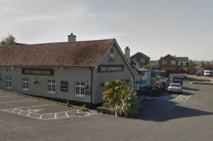 ex soldier admits threatening exmouth pub goers with broken glass