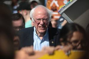 nev. union support for sanders shows limits of labor warning