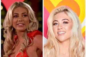 who is paige turley? meet scotland's first love island winner who used to date lewis capaldi