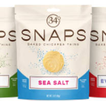 34 degrees debuts new snaps line at natural products expo west 2020
