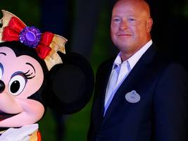 bob chapek is disney's new ceo 'effective immediately,' as bob iger steps down