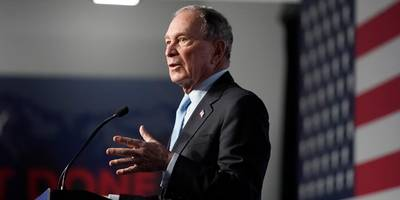 mike bloomberg said in 2016 that banks were 'my peeps' and vowed to defend them as president. that contradicts his recent pledge to get tough on wall street.