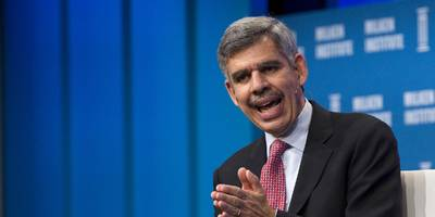 'i stress, this is different': top economist mohamed el-erian lays out 3 reasons investors should think twice before buying the dip in stocks