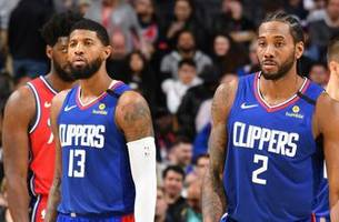 sarah kustok: kawhi  & paul george have the ability to go toe to toe with lebron and ad