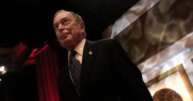 in leaked 2016 audio, bloomberg called warren 'scary,' joked he would 'defend the banks' and drone personal enemies as president