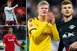 football's tempting release clauses: erling haaland, timo werner and other bargain buys
