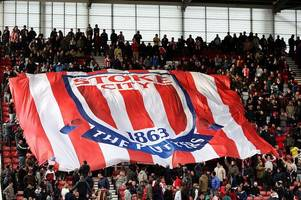arsenal fans call out stoke city as michael o'neill provides tom edwards update
