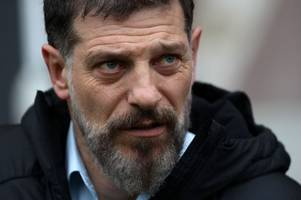 slaven bilic press conference live: west brom boss speaks as albion cruise past preston