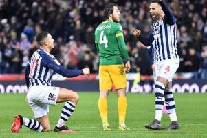 'unstoppable' - west brom player ratings as albion sweep aside preston