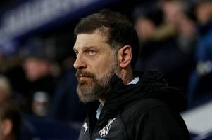 'wow' - slaven bilic sums up west brom's emphatic preston win