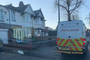 live updates: two found dead in moat road, oldbury, as man arrested on suspicion of murder