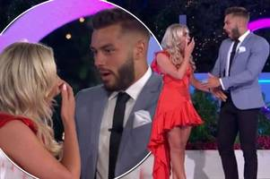 love island winners paige turley and finn tapp reveal how they plan to spend £50k winnings