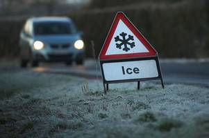 live updates as police issue road warning with snow forecast in devon and cornwall