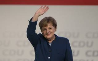 field narrows in bid to lead chancellor merkel's cdu party