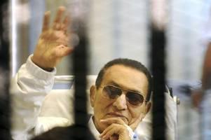former egyptian president hosni mubarak dies at 91 - reports