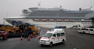 Filipinos from Cruise Ship Arrive in Philippines, Excluding 70 Others Who Tested Positive for Coronavirus