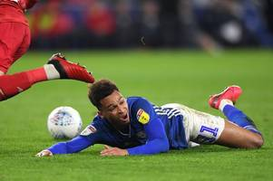 the lacklustre cardiff city player ratings as one player cheered off against nottingham forest