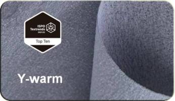 the application of y-warm offers an ideal alternative to down