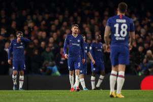 chelsea players ratings: ross barkley and antonio rudiger dire in bayern munich defeat