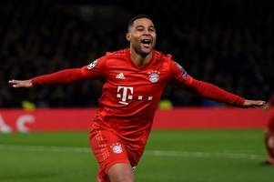 serge gnabry sends barcelona warning to bayern munich team-mates following chelsea win