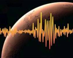 first direct seismic measurements of mars reveal a geologically active planet