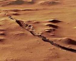 seismic activity on mars resembles that found in the swabian jura
