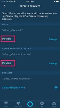 how to add pandora to alexa on your amazon echo speaker