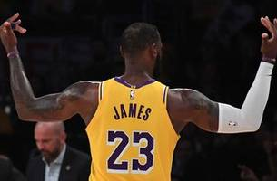colin cowherd: 'last night was a flex' for the greatest swiss army knife in basketball history — lebron james