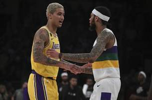 Brandon Ingram has 34 points, Pelicans lose 118-109 to the Lakers