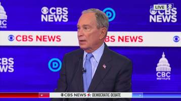 bloomberg called out for almost saying he 'bought' 2018 dem candidates with $100m in donations