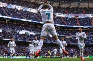 Arsene Wenger outlines how much Real Madrid are missing Cristiano Ronaldo goals