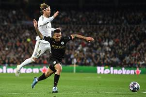 fans react as 'butcher of seville' sergio ramos lands 26th real madrid red card