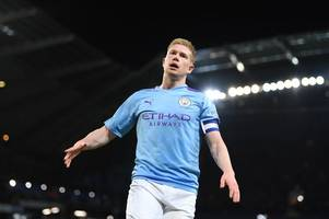 Kevin De Bruyne's agent offers update amid Real Madrid transfer interest