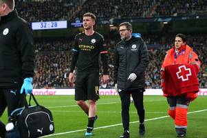 pep guardiola provides aymeric laporte injury update after man city beat real madrid