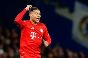 serge gnabry discussed arsenal issues with rio ferdinand before werder bremen transfer