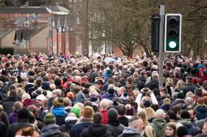 Live updates as Ashbourne Royal Shrovetide resumes for day two