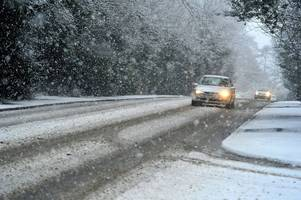 Public Health England warning for Hull and East Yorkshire as cold snap hits