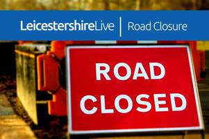Live Updates: A426 closed in both directions after two-vehicle crash