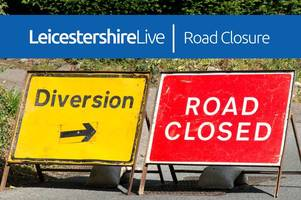 live updates: ashby road shut after 'serious' crash in kegworth