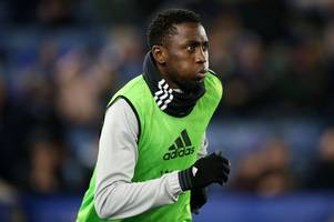 'we'll see' - leicester city boss gives fresh wilfred ndidi injury update
