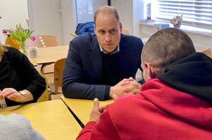 prince william in mansfield: what is the beacon project?