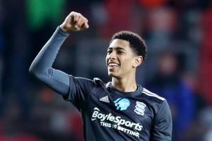 Liverpool backed to beat Man Utd to transfer of £30m Birmingham City star