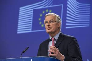 barnier says uk must accept 'ground rules' if it wants eu market access