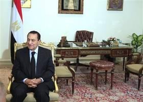 egypt holds full-honors military funeral for mubarak