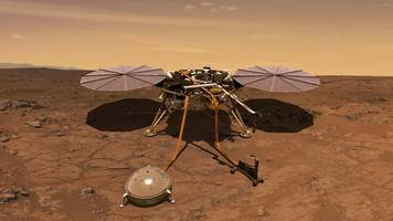 nasa mars insight lander buzzed by thousands of mysterious 'dust devils'