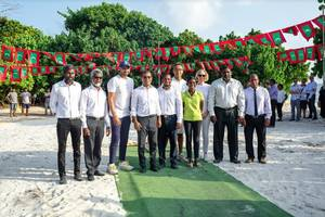 soneva launches its namoona baa initiative: maalhos becomes the first maldivian island to stop open burning